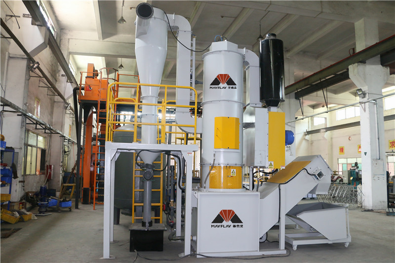 Wet dust collector(Explosion-Proof Motor)