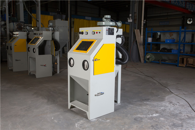 Industrial Sand Blasting Machine